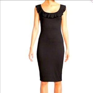 BCBGenteration Rib-Know Dress in Black for Women